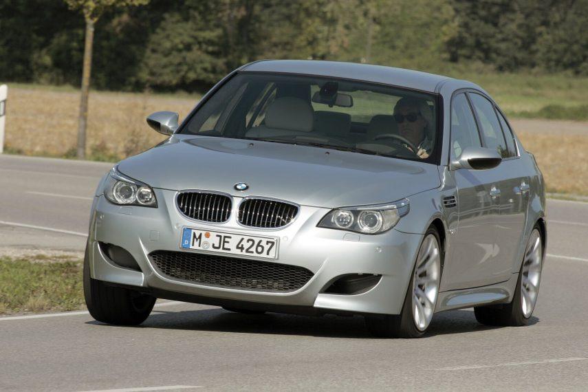 Coche del día: BMW M5 (E60)