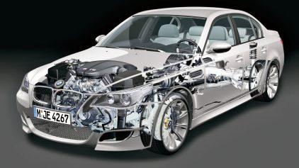 BMW M5 E60 3