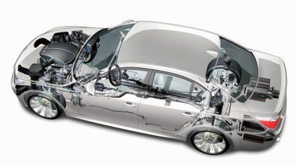 BMW M5 E60 4