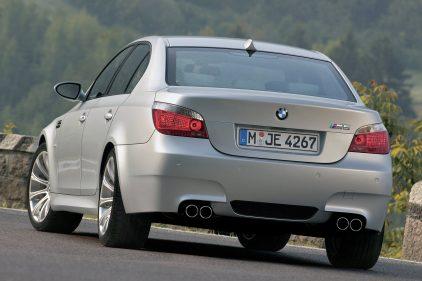 BMW M5 E60 6