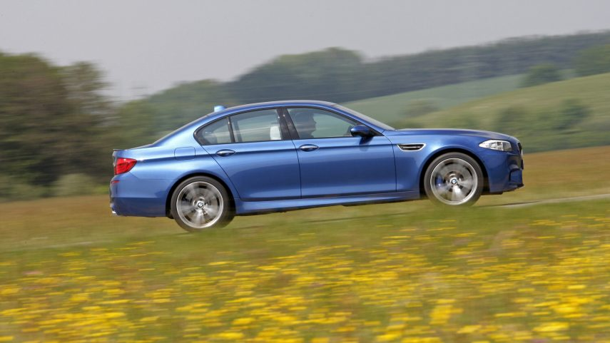 Coche del día: BMW M5 (F10)