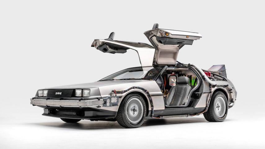 BTTF DeLorean DMC 12 1