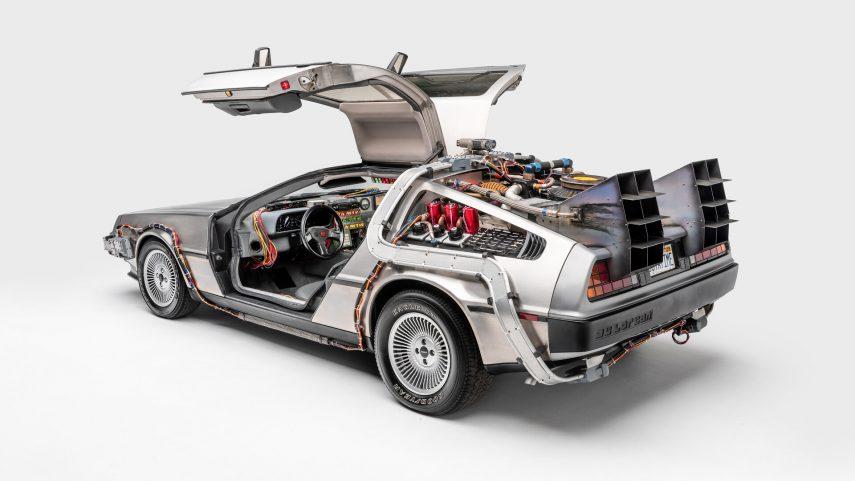 BTTF DeLorean DMC 12 2