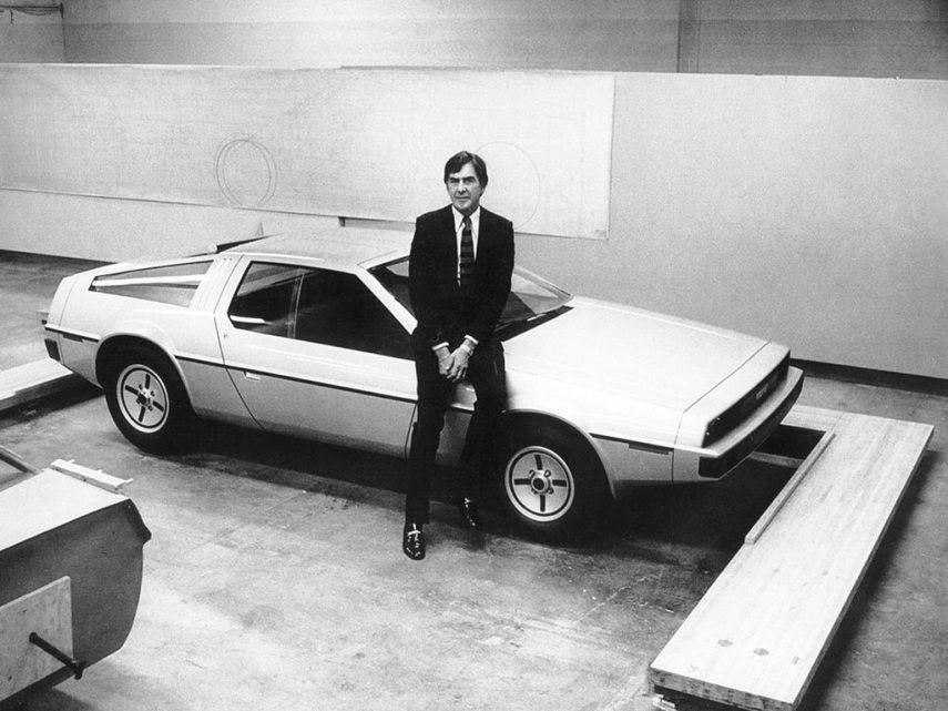 DeLorean prototipos 1
