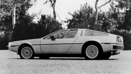 DeLorean prototipos 2
