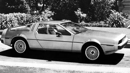 DeLorean prototipos 3