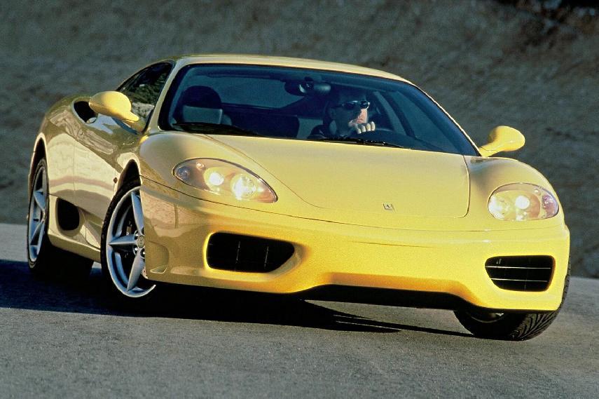 Coche del día: Ferrari 360 Modena