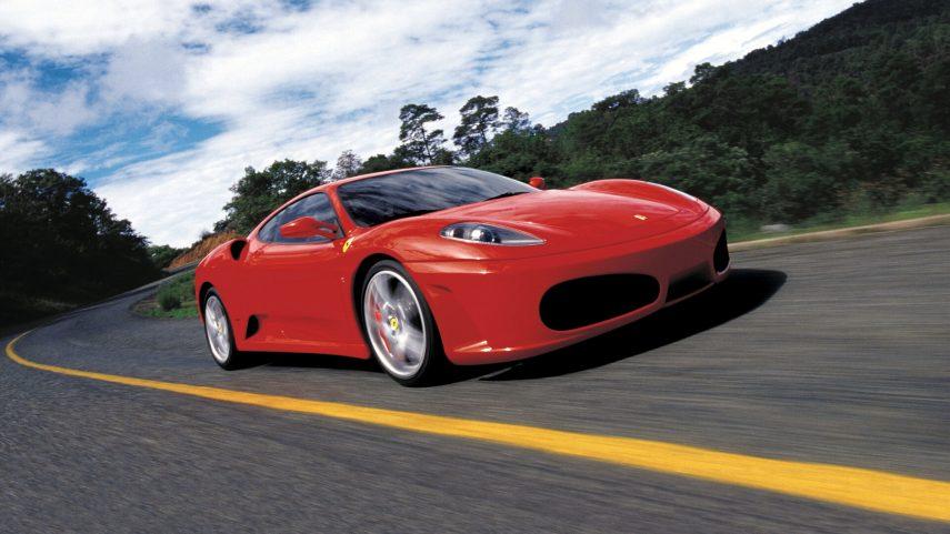 Coche del día: Ferrari F430