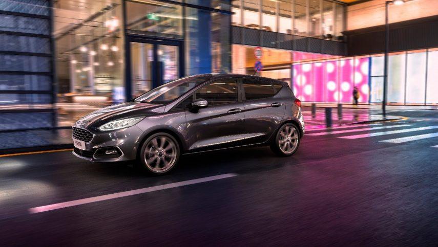 Ford Fiesta EcoBoost Hybrid: acogiendo a la microhibridación