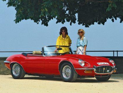 Jaguar E Type Roadster V12 MkIII 1