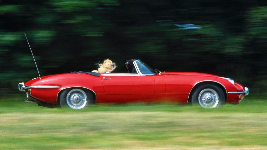 Jaguar E Type Roadster V12 MkIII 3