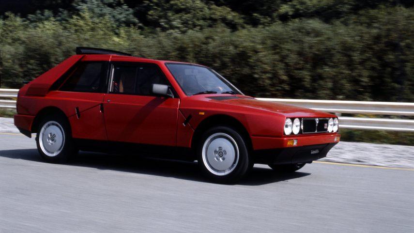 Coche del día: Lancia Delta S4 Stradale