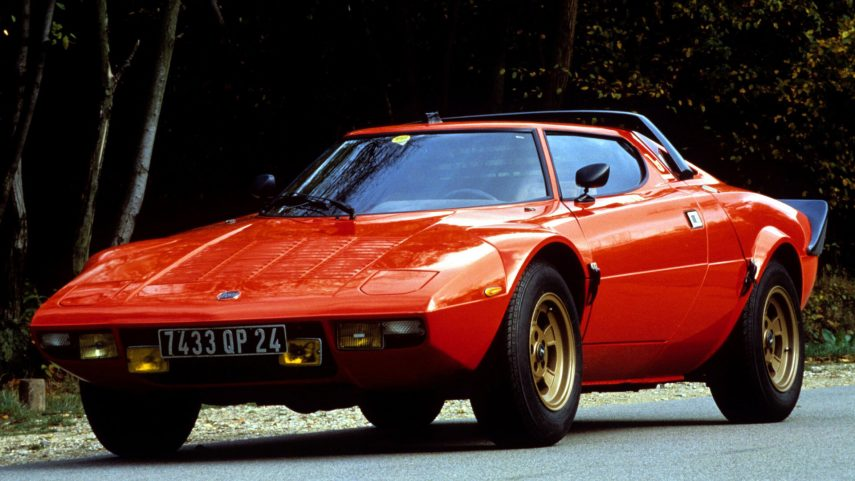 Coche del día: Lancia Stratos HF (829)