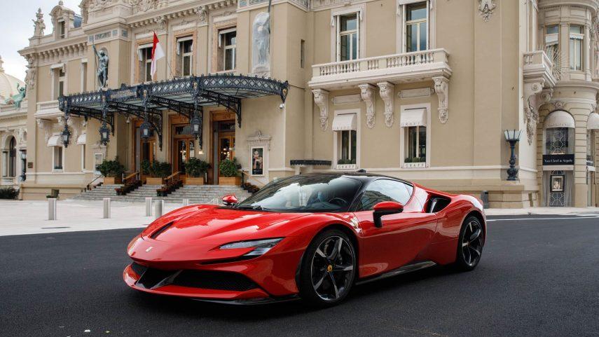 """Ferrari desvela el cortometraje """"Le Grand Rendez-vous"""""""