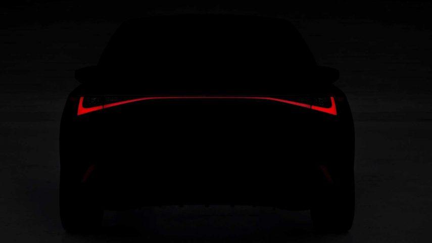 El nuevo Lexus IS ve retrasada su presentación