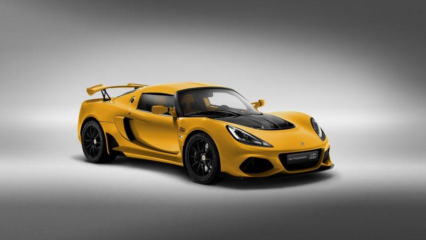 Lotus Exige Sport 410 20th Anniversary, festejando 20 años de historia