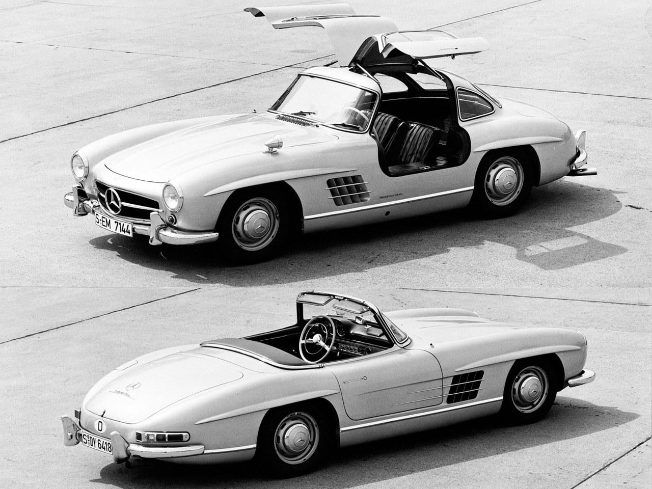 Mercedes Benz 300 SL W198 10