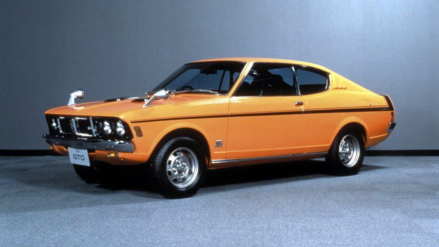 Coche del día: Mitsubishi (Colt) Galant GTO