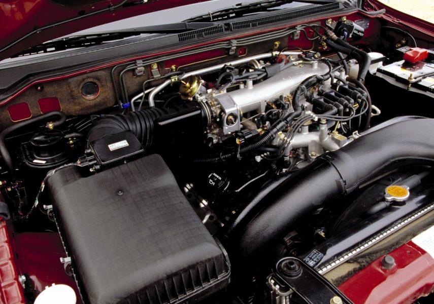 Mitsubishi Montero V6 3p 2000 2