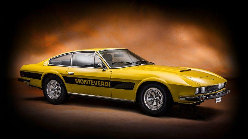 Monteverdi Berlinetta GT Fissore