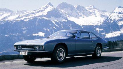 Monteverdi High Speed 375 L prototipo Frua