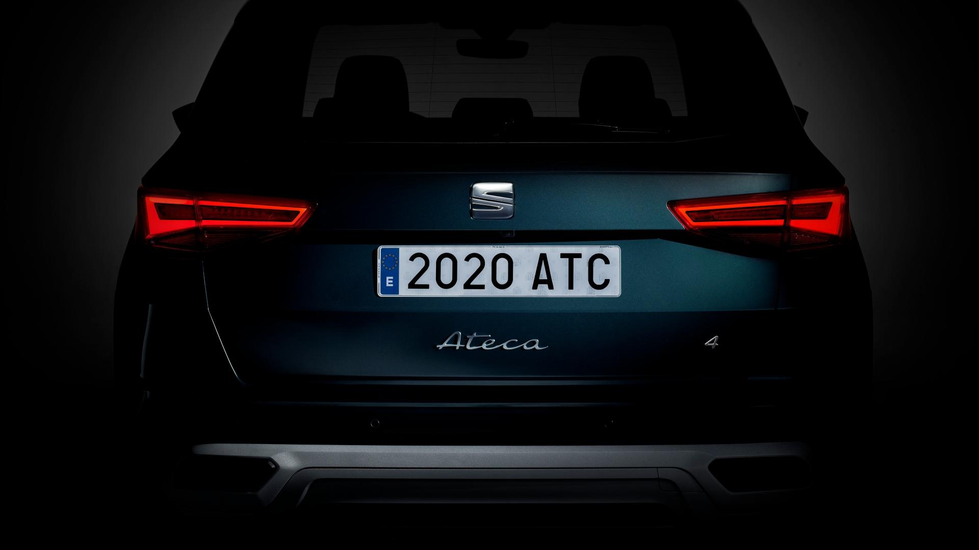 El restyling del SEAT Ateca se presentará el 15 de junio