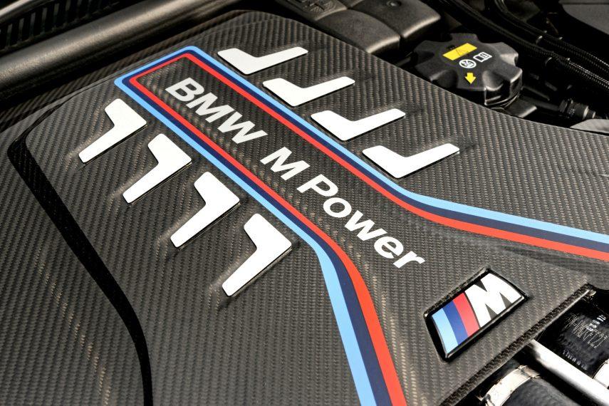 BMW desmiente el mito de Texaco en su logo M