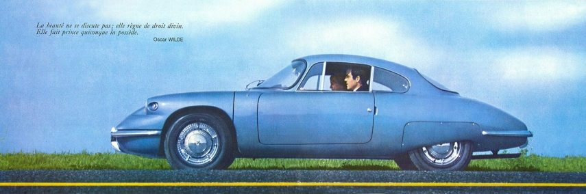 Panhard CD Coupe GT 2