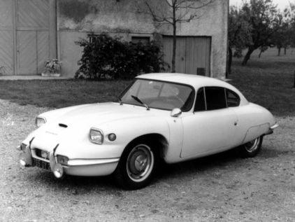 Panhard CD Coupe GT 5