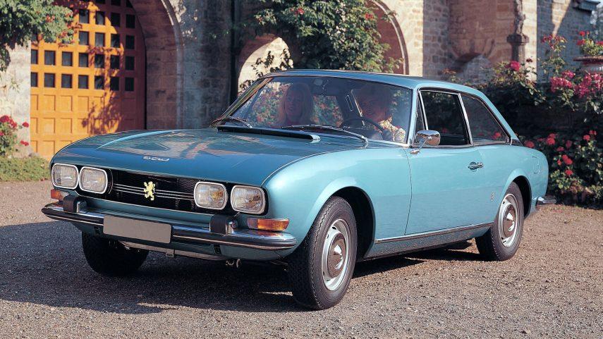 Coche del día: Peugeot 504 Coupé/Cabrio