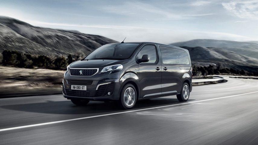 Peugeot e-Traveller: lista para cualquier necesidad sin contaminar