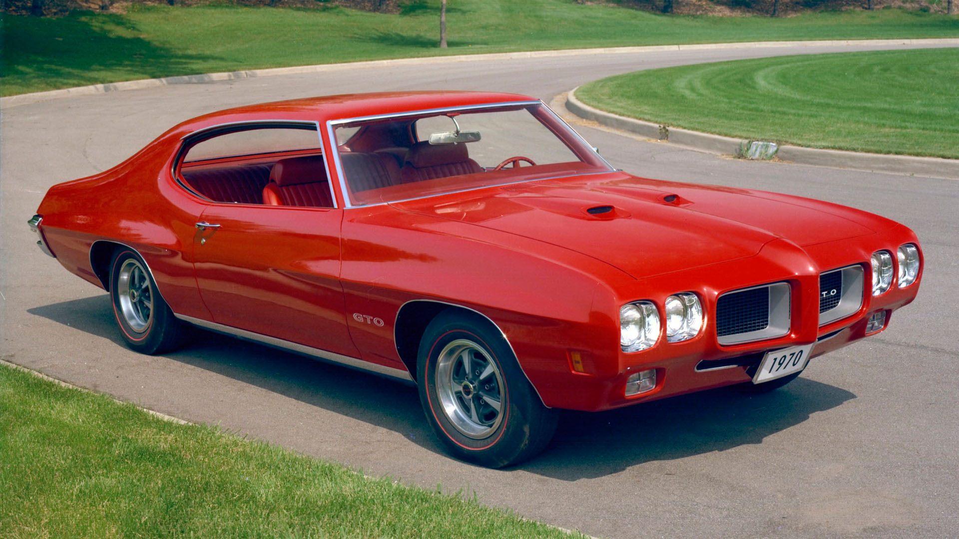 Coche del día: Pontiac GTO