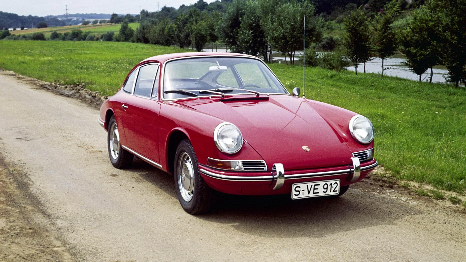 Coche del día: Porsche 912
