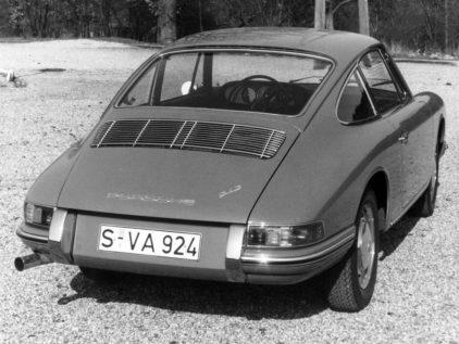 Porsche 912 Coupe 2