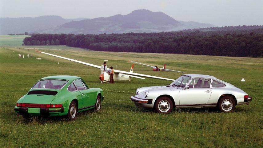 Porsche 912 E Coupe
