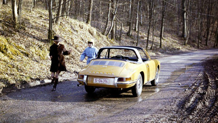 Porsche 912 Targa 1