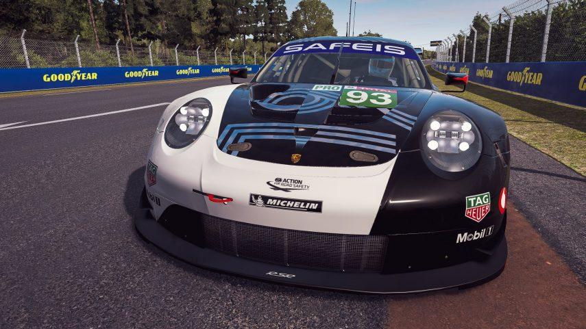 Porsche Le Mans virtual