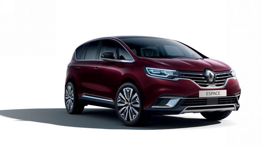El nuevo Renault Espace ya está a la venta en España