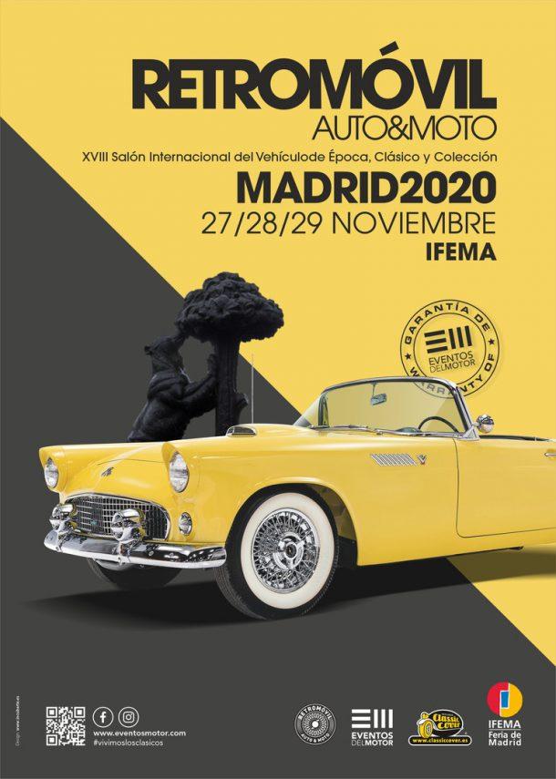Retromovil Madrid 2020