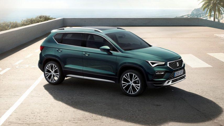 SEAT Ateca 2020, evolucionando una fórmula exitosa