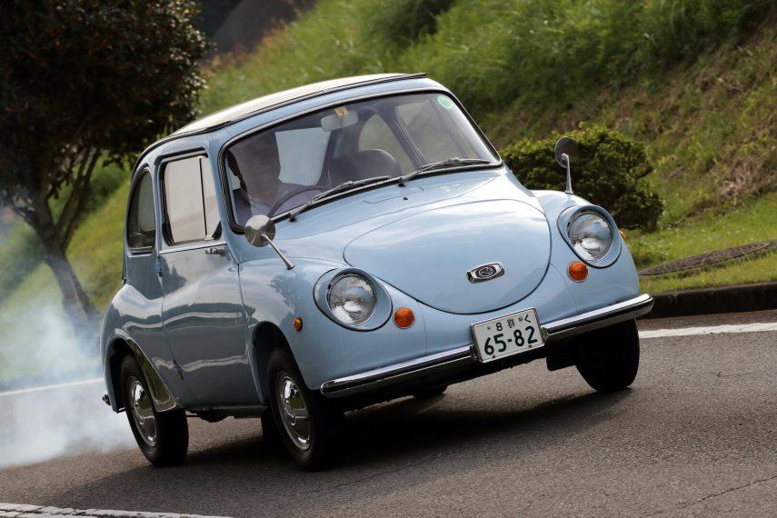 Coche del día: Subaru 360