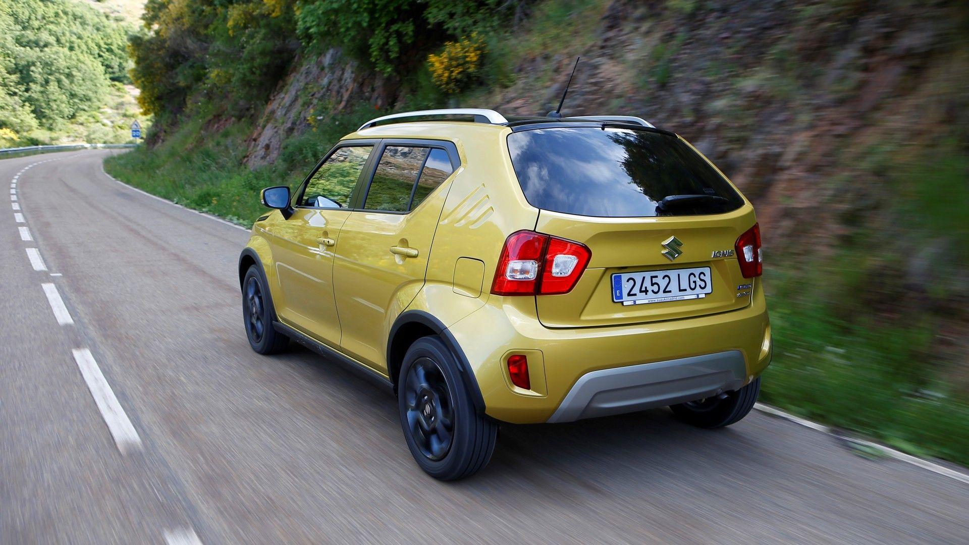 El Suzuki Ignis 1.2 DualJet SHVS 12V llega a los concesionarios