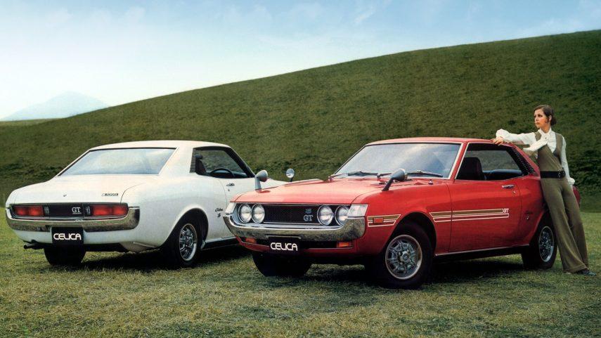 Coche del día: Toyota Celica (A20/35)