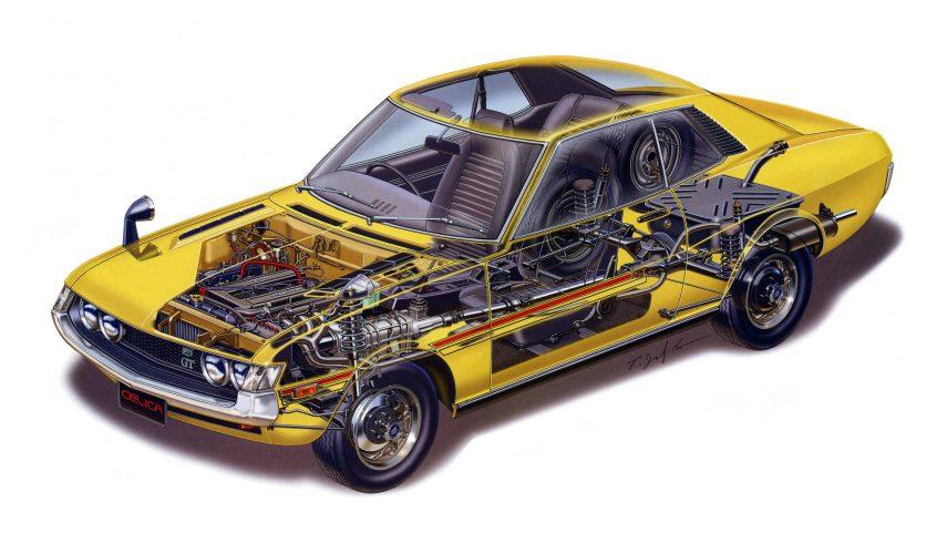 Toyota Celica 1600 GT 2