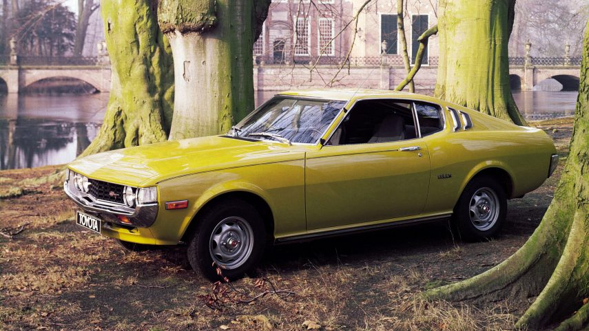 Toyota Celica 1600 ST Liftback 1976