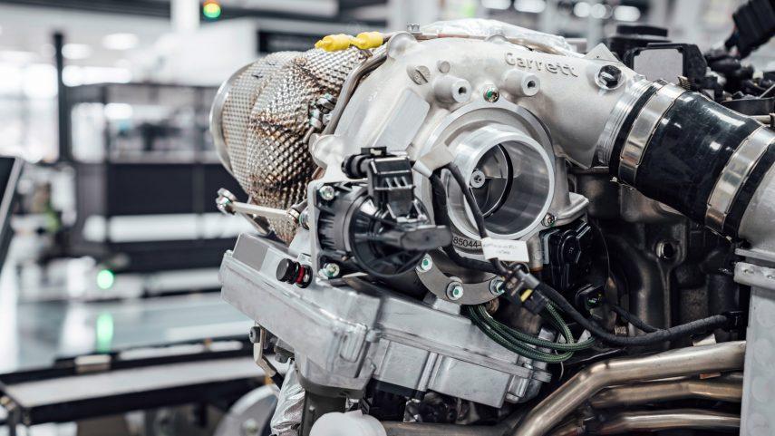 El primer turbo eléctrico para producción ya es real, Mercedes y el especialista Garrett se han encargado de ello