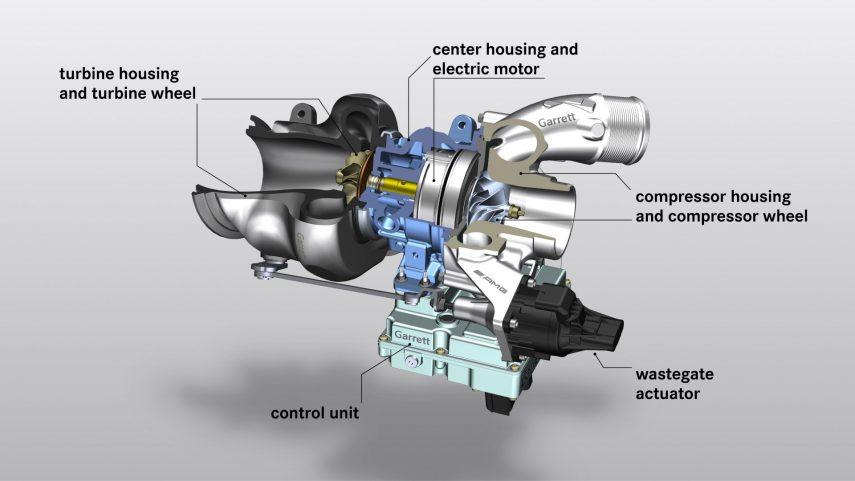 turbo electrico garret mercedes (2)