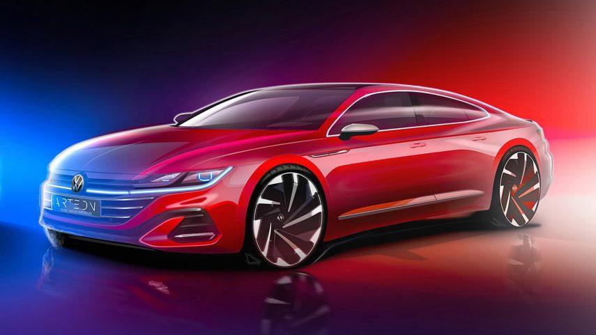El nuevo Volkswagen Arteon se presentará el 24 de junio