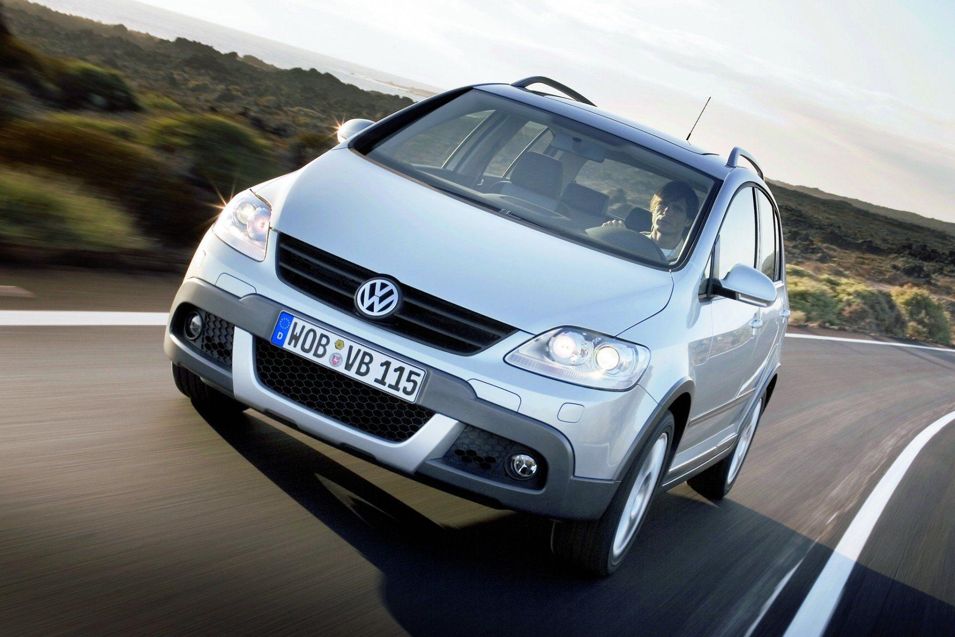 Coche del día: Volkswagen Cross Golf (1K)