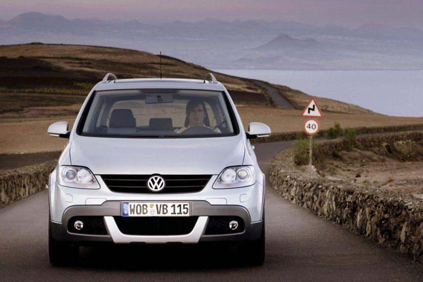Volkswagen Cross Golf 2007 2